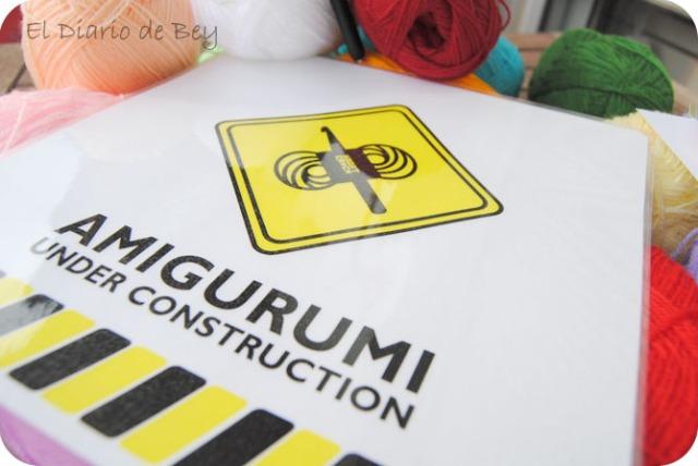 Cartel - Amigurumi en construccion